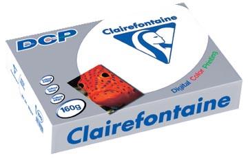 Clairefontaine DCP presentatiepapier A4, 160 g, pak van 250 vel