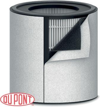 Leitz DuPont 3-in-1 HEPA vervangingsfilter voor TruSens Z-3000 Luchtreiniger