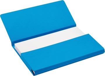 Jalema Secolor Pocketmap voor ft A4 (31 x 23 cm), blauw