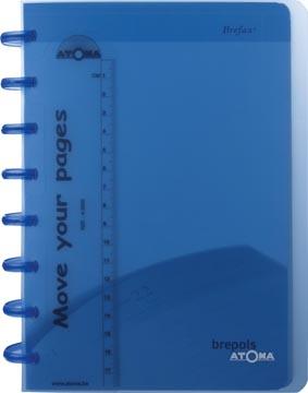 Atoma agenda ft A5, crèmekleurig papier, 144 pagina's 2022