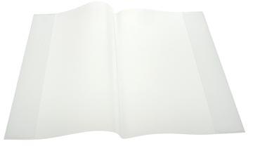 schriftomslagen kristal, 180 micron