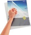 Leitz L-map Premium uit gekorreld PP, 120 micron, pak van 100 stuks