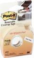 Post-it correctietape 8 mm met afroller, op blister